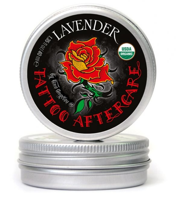 Tattoo aftercare lavender 40ml