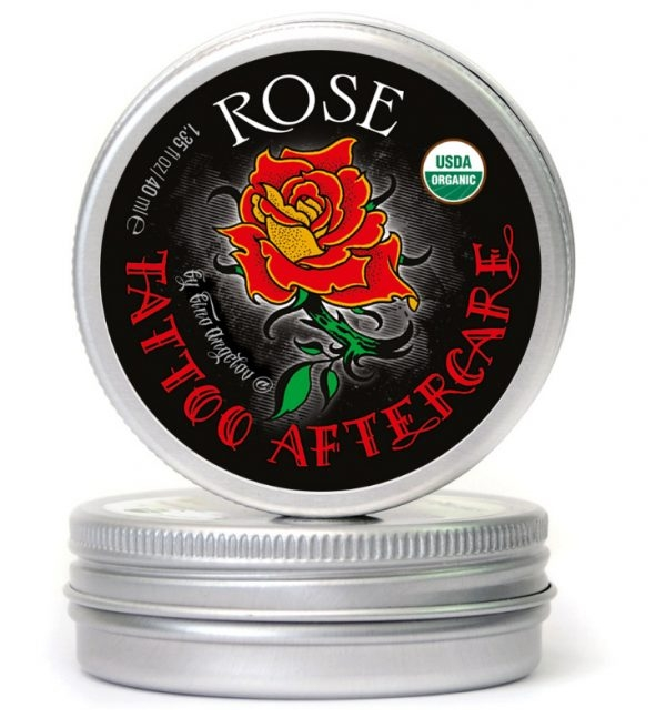 Tattoo care rose 40ml
